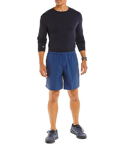 IBKUL 9#double; Inseam Pull-On Shorts