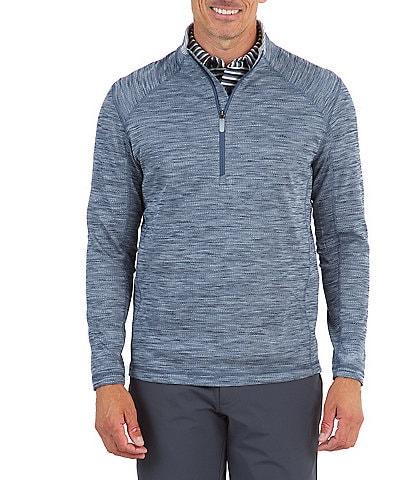 IBKUL Long-Sleeve 1/4-Zip UPF Pullover