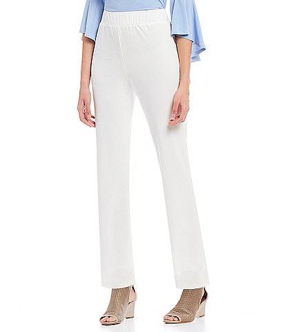IC Collection Straight Pull-On Pants