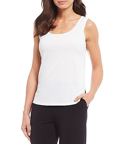 IC Collection Scoop Neck Basic Tank