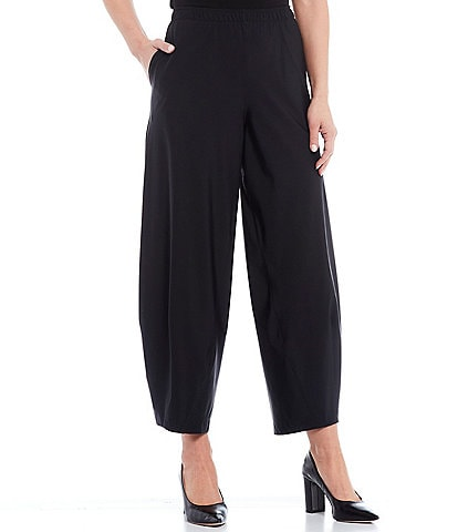 IC Collection Wide Leg Pull-On Lantern Pants