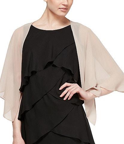 e8059656b00 Ignite Evenings Multi Wear Chiffon Shawl