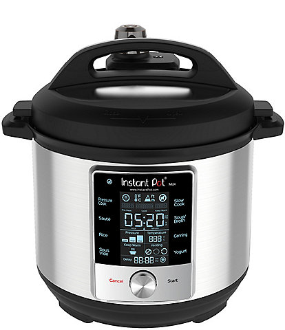 Instant Pot Max Multi-Use Programmable Pressure Cooker
