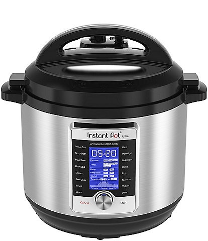 Instant Pot Ultra 10-in-1 Multi-Use Programmable 8qt. Pressure Cooker