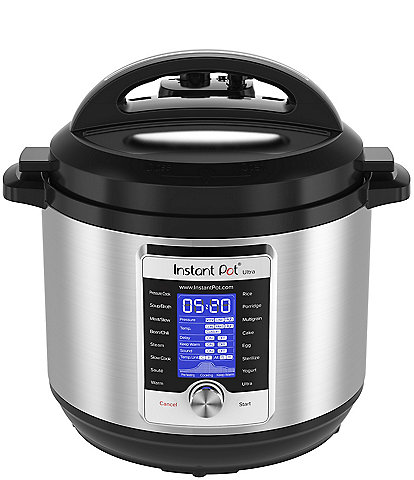 Instant Pot Ultra 10-in-1 Multi-Use Programmable Pressure Cooker