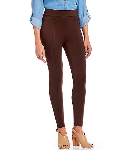 Intro Bella Solid Double Knit Slim Her Leggings