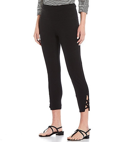 Intro Loop Strap Hem Detail 7/8 Ankle Leggings