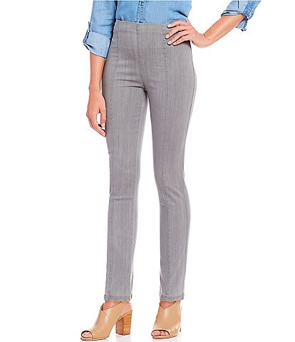 Intro Nia Hollywood Waist High Rise Pull-On Pants