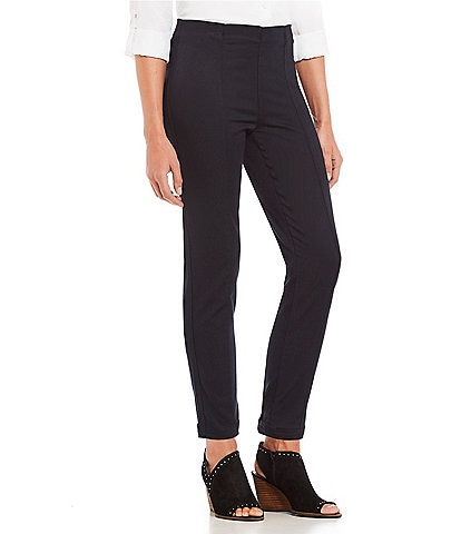 Intro Petite Size Nia Hollywood Waist Skinny Pull-On Pants