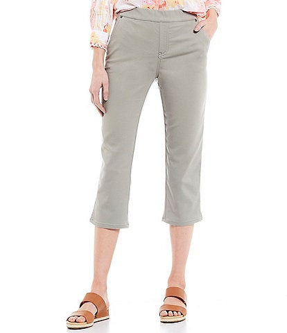 Intro Rose Pull-On Capri Pant