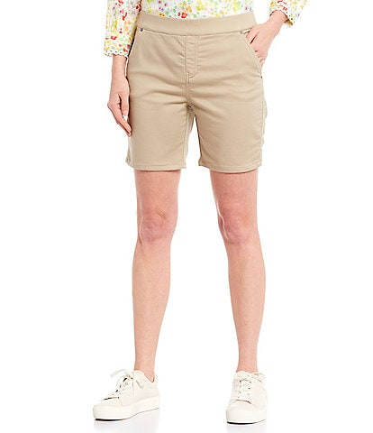 Intro Rose Stretch Pull-On Shorts