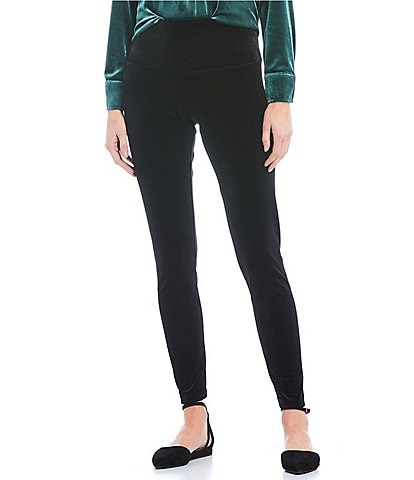 Intro Teri Love The Fit Velvet Stretch Leggings