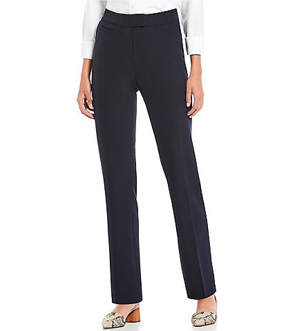 Investments the 5TH AVE fit Wrinkle Free Straight Leg Pants