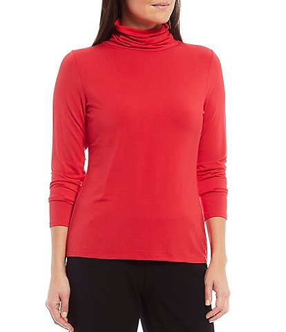 Investments Essentials Long Sleeve Turtleneck Top