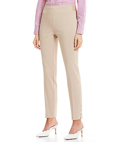 Investments Petite Size the PARK AVE fit Ankle Pants