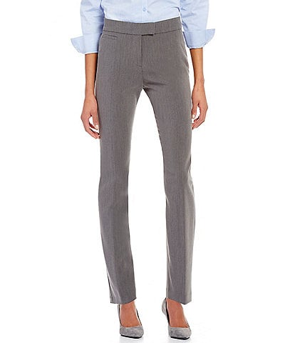 Investments Petite Size the 5TH AVE fit Straight-Leg Pant