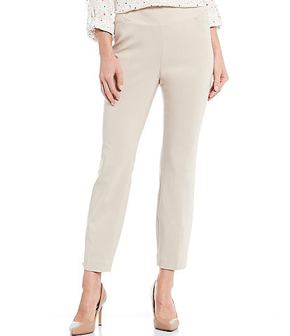 Investments the PARK AVE fit Elite Stretch Ankle Pants