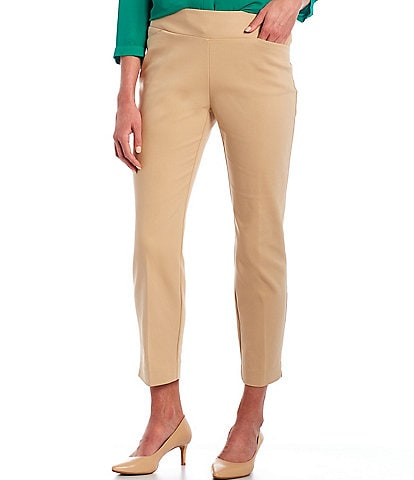 Investments the PARK AVE fit Elite Stretch Pocket Ankle Pants