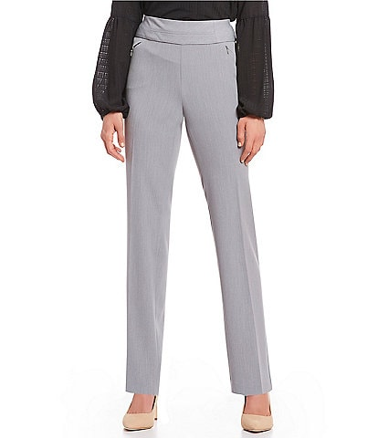 b54ef362a335 Investments the PARK AVE fit Pull-On Pant with Pockets