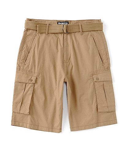 Iron Co. Repo Micro-Ripstop 13#double; Inseam Cargo Shorts