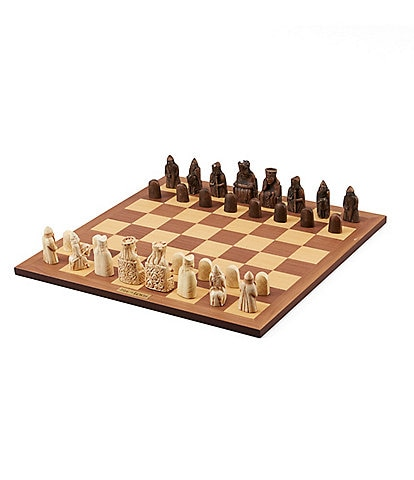 Isle of Lewis Deluxe Chess Set