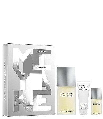 Issey Miyake L'Eau D'Issey Homme 3-Piece Gift Set