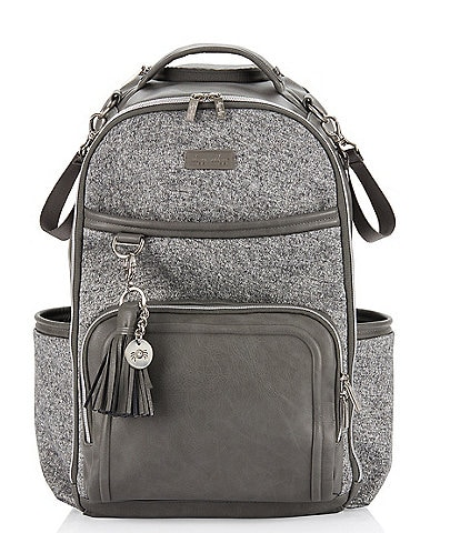 Itzy Ritzy Boss Plus The Grayson Diaper Bag Backpack