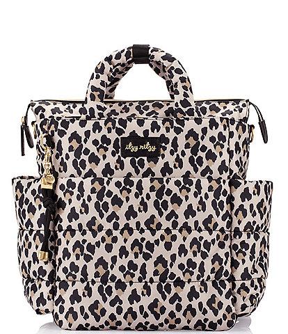 Itzy Ritzy Dream Convertible Leopard Diaper Bag