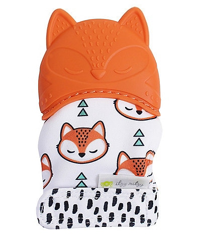 Itzy Ritzy Fox Teething Mitt