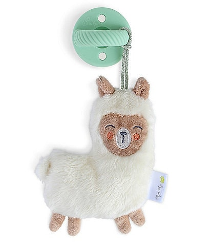 Itzy Ritzy Llama Sweetie Pal - Pacifier & Stuffed Animal