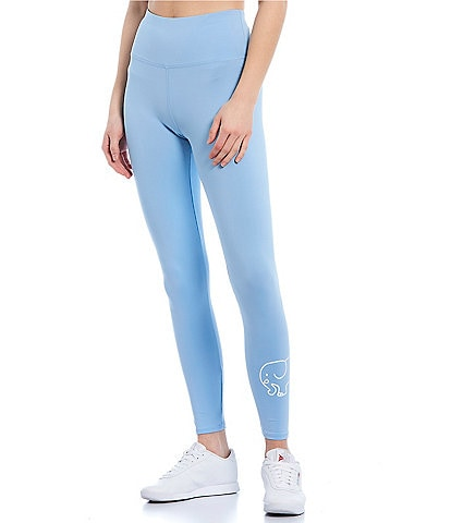 Ivory Ella Sustainable Logo Leggings