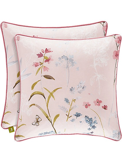 J. By J. Queen New York Beatrice Square Pillow