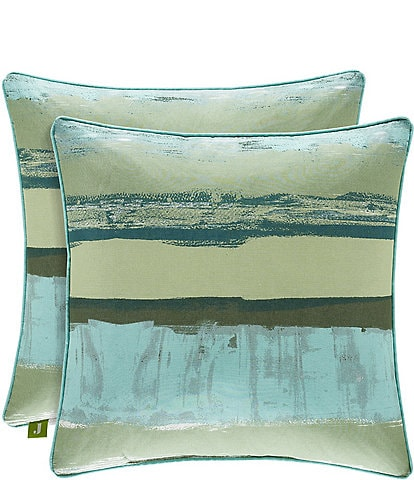 J. By J. Queen New York Cordoba Square Pillow