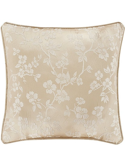 J. Queen New York Blossom 18#double; Square Pillow