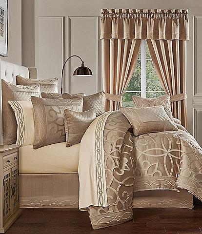 J. Queen New York Decade Gold Comforter Set