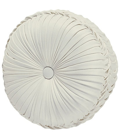 J. Queen New York Dream Tufted Round Pillow