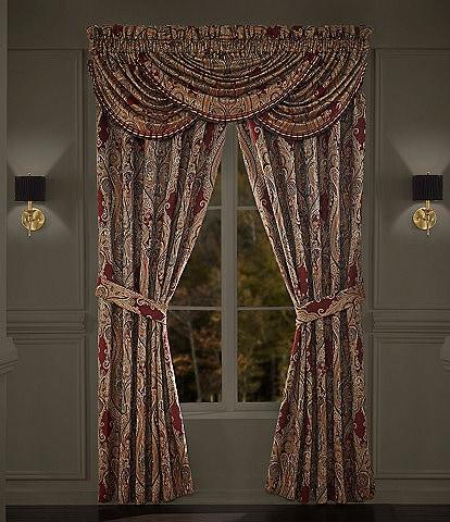 J. Queen New York Garnet Window Treatments