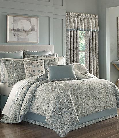 J. Queen New York Giovani Spa Comforter Set