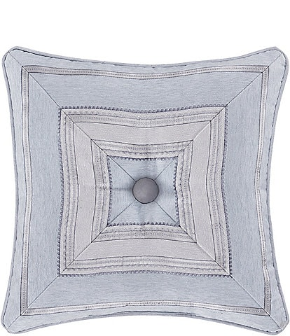 J. Queen New York Iceland 18#double; Square Decorative Pillow