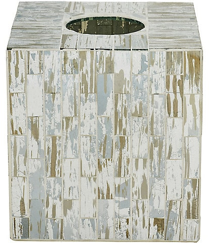 J. Queen New York Imogen Mosaic Tile Tissue Cover