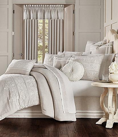 J. Queen New York Laura Lynn Embroidered Comforter Set