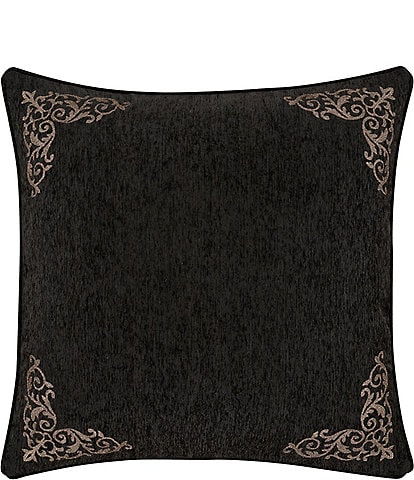 J. Queen New York Mahogany Chocolate Euro Sham