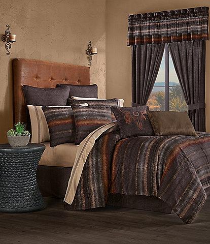 J. Queen New York Mesa Chenille Comforter Set
