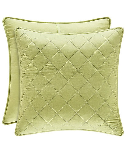 J. by J. Queen New York Oakland Quilted Euro Sham