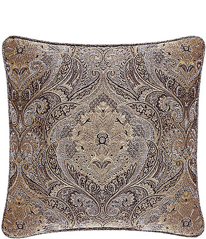 J. Queen New York Provence Chenille Foulard Square Pillow