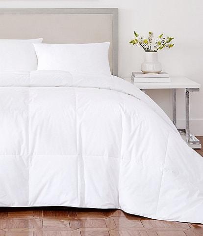 J. Queen New York Regency White Goose Down Comforter