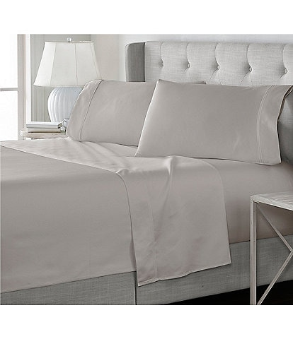 J. Queen New York Royal Fit 1000-Thread Count 100% Egyptian Cotton Sheet
