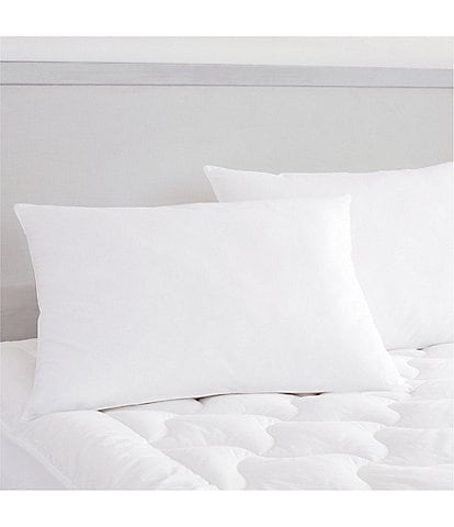 J. Queen New York Royalty White Down Medium Density Pillow