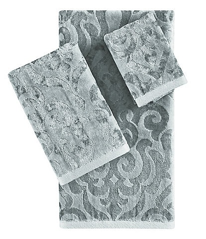 J. Queen New York Sicily Bath Towels