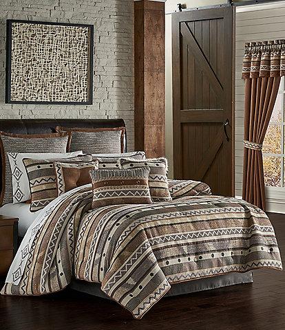 J. Queen New York Timber Comforter Set
